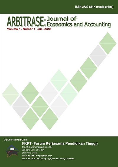 ARBITRASE: Journal of Economics and Accounting