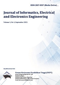 Journal of Informatics, Electrical and Electronics Engineering
